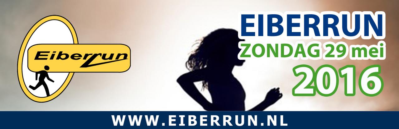 Eiberrun - Afhalen startnummers 18e Eiberrun 29 mei 2016