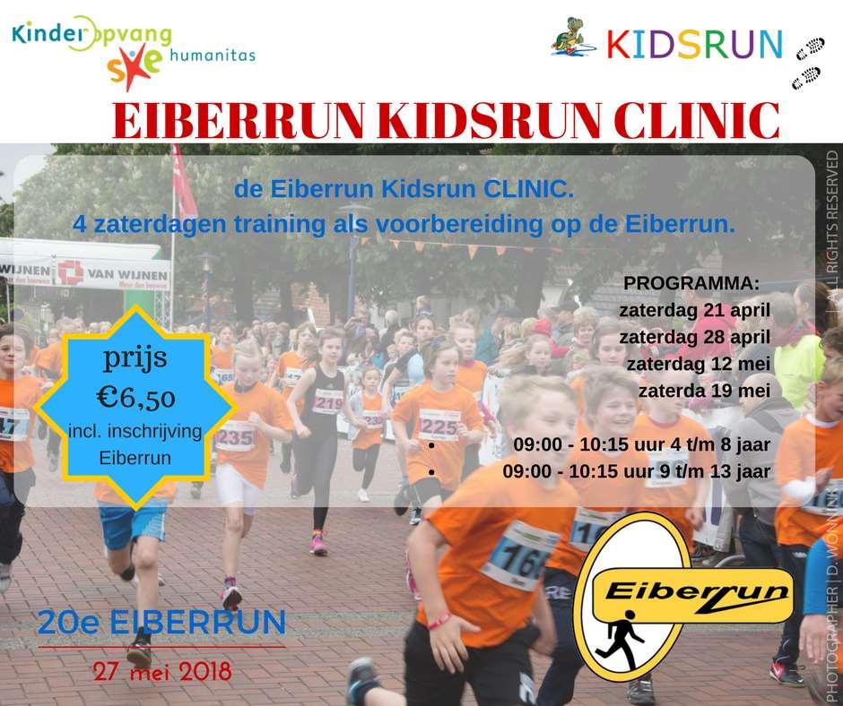 Eiberrun - Eiberrun Kidsrun Clinics