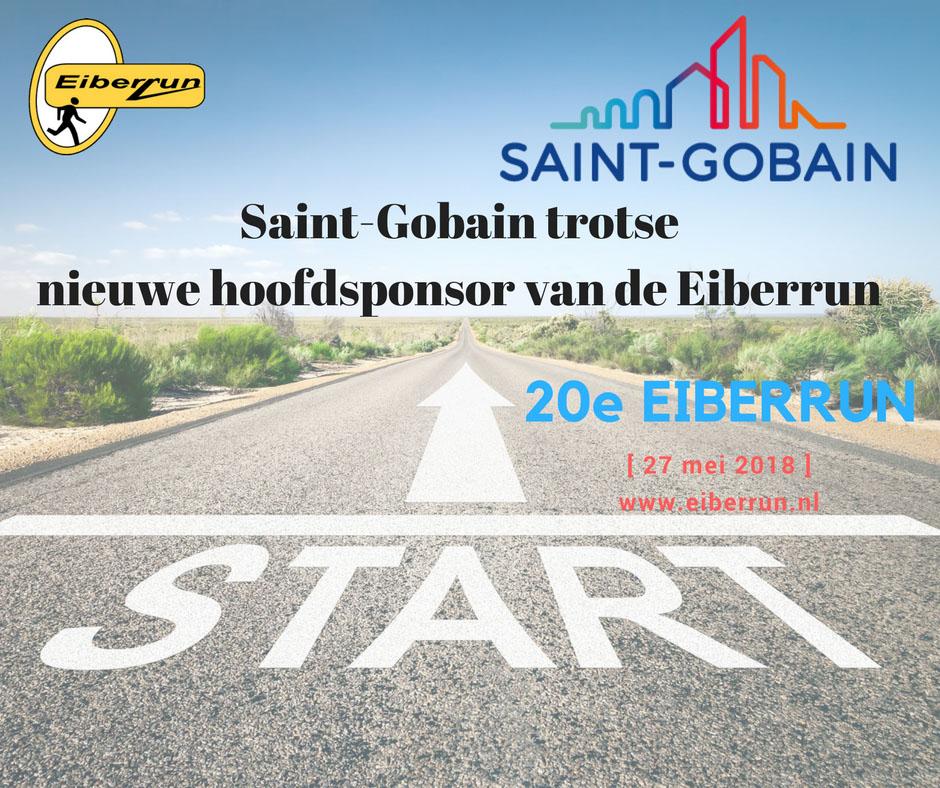 Eiberrun - Saint-Gobain Hoofdsponsor Eiberrun